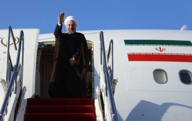 زمان سفر روحانی به «ترکمنستان» و «آذربایجان»