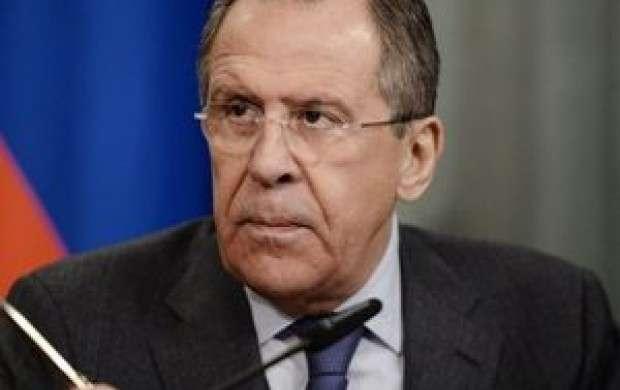 کناره گیری لاوروف از وزارت خارجه روسیه