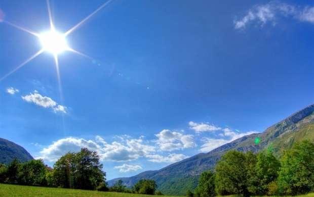 پیش بینی وضعیت آب و هوای کشور تا ۱۳ فروردین
