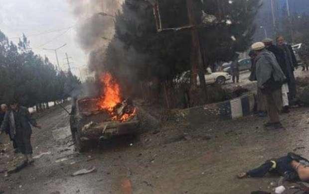 انفجاری مهیب در کابل