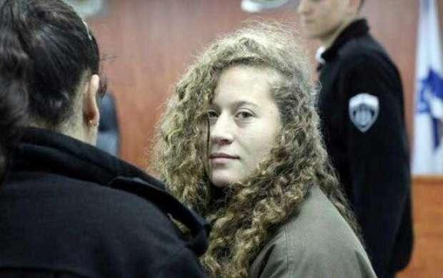 نماد مقاومت فلسطین به 8 ماه زندان محکوم شد