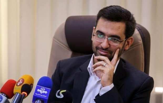 وزیر ارتباطات به چالش بی زباله پیوست