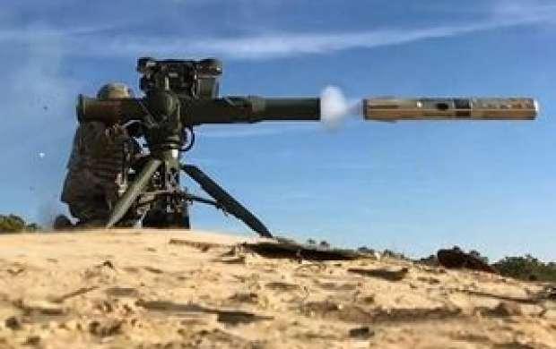 عربستان 6600 تیر موشک تاو خرید