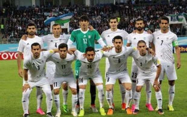 رونمایی از جدیدترین ترکیب تیم ملی فوتبال
