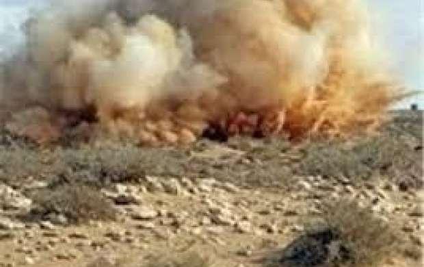 انفجار مین در سقز حادثه آفرید