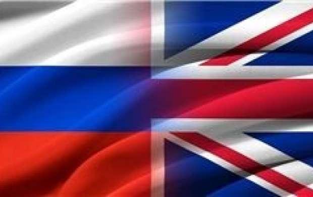 دیپلمات های اخراج شده انگلیس روسیه را ترک کردند