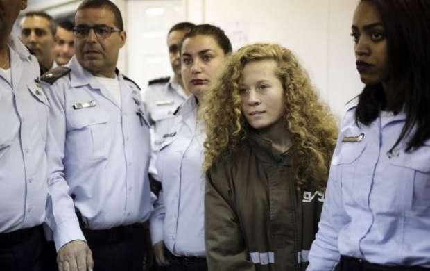 واکنش انگلیس به بازداشت دختر نوجوان فلسطینی