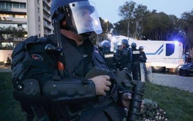 گروگان گیری و تیراندازی در فرانسه