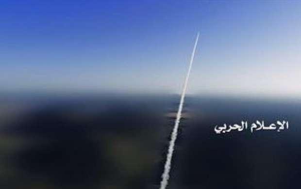 یمن با موشک