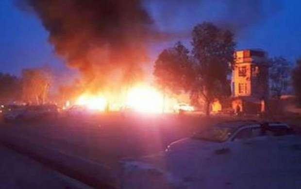 انفجار در افغانستان 15 کشته برجای گذاشت