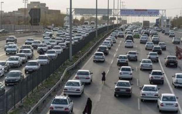 15 فقره تصادف منجر به فوت در روز سوم عید
