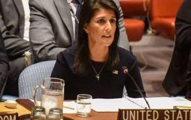 عصبانیت آمریکا از تصویب ۵ قطعنامه ضد اسرائیل