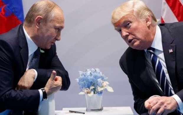 آحارونوت: ترامپ از پوتین می ترسد