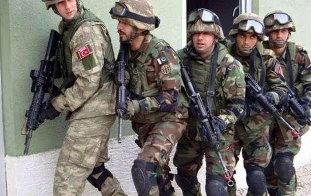 ارتش ترکیه وارد خاک عراق شد