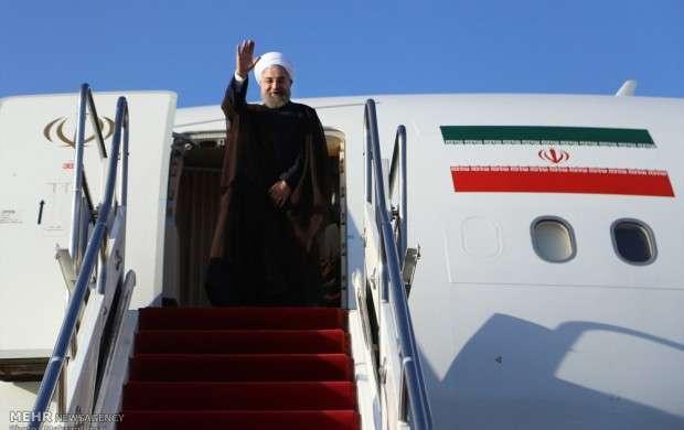 حسن روحانی به ترکیه سفر می کند