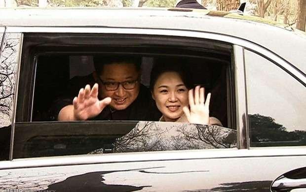 سفر غیررسمی رهبر کره شمالی به چین