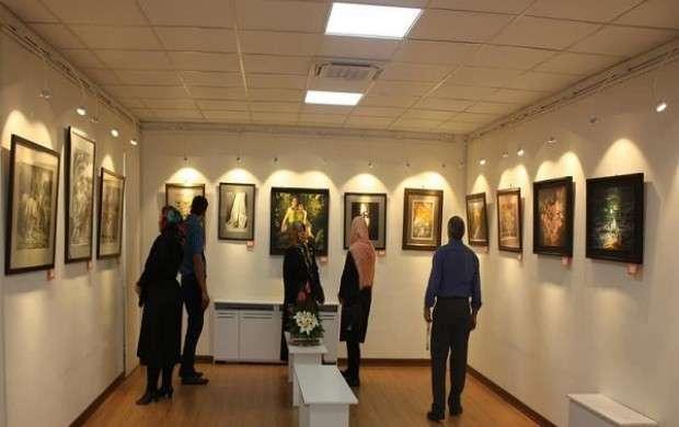 نمایشگاه های هنری پایتخت در نیمه اول فروردین