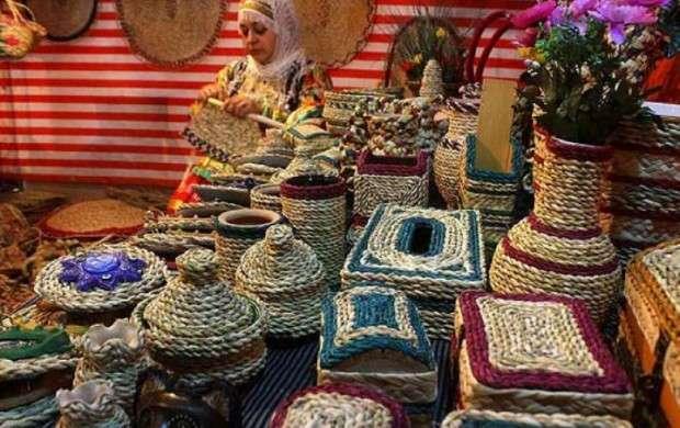 رکورد فروش صنایع دستی در بازارچه های نوروزی