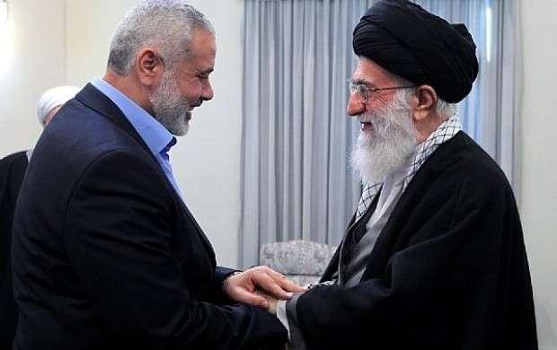 بازگشت روابط ایران و حماس به عالی ترین سطح خود