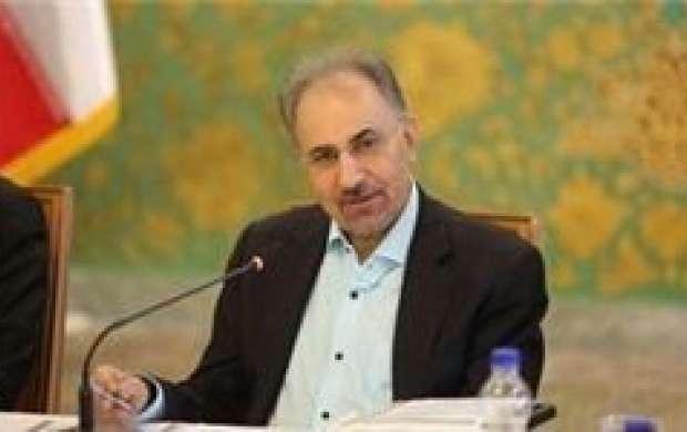 استعفای شهردار تهران پذیرفته نشد