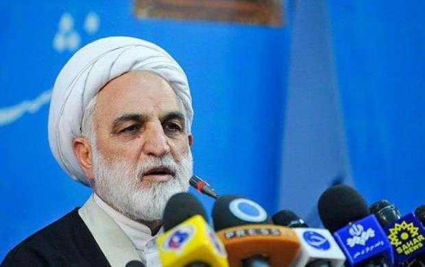 اژه ای: تاخیر در برخورد با پرونده احمدی نژاد حکمتی دارد