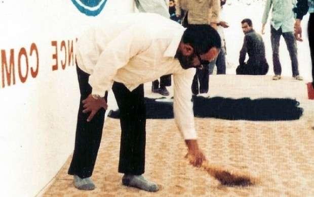 روایتی از ساده زیستی شهید لاجوردی در دهه ۶۰