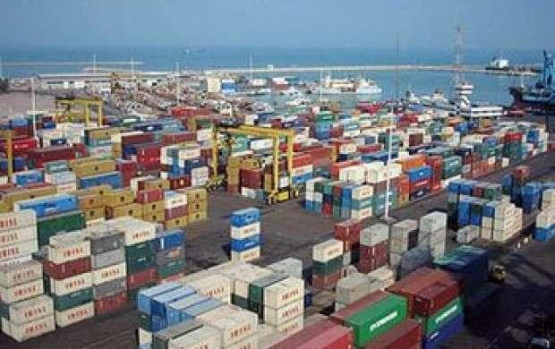 صادرات ۱.۴ میلیون تنی کالا از بندر شهید باهنر