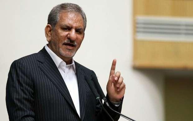 جهانگیری: شورا هرچه زودتر شهردار را انتخاب کند