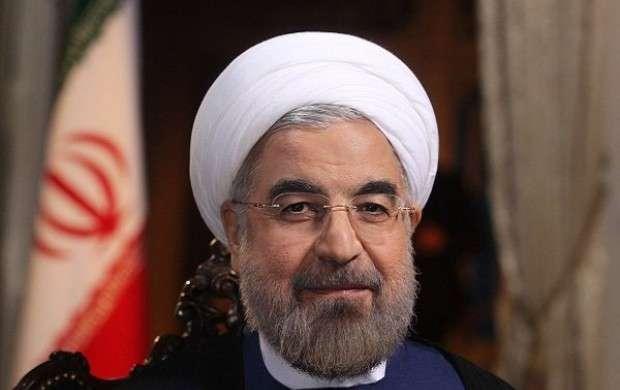 روحانی، انتخاب مجدد «الهام علی اف» را تبریک گفت