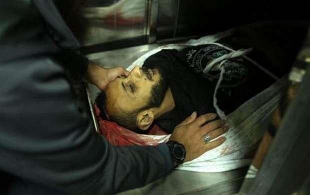 دو شهید و مجروح در حمله رژیم صهیونیستی به غزه