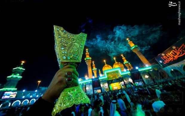 عزاداری  شهادت امام کاظم(ع) در کاظمین