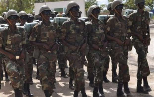 سومالی نظامیان امارات را اخراج کرد