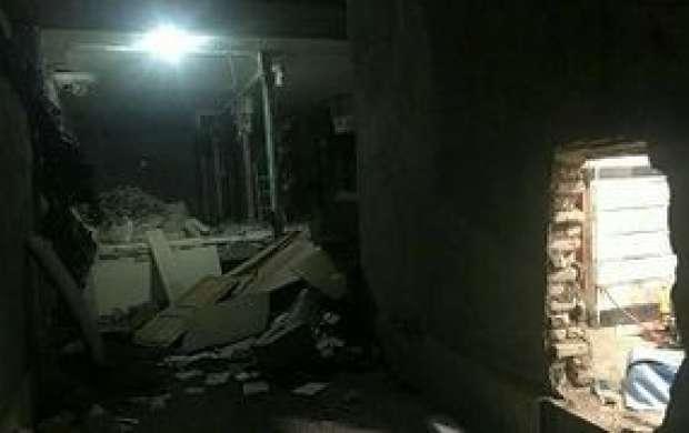 مرگ دو کارگر 15 ساله روی بالابر مغازه