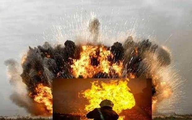انفجار مرگبار ضایعات در خرم آباد