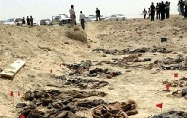 متلاشی شدن یک باند وابسته به داعش در موصل