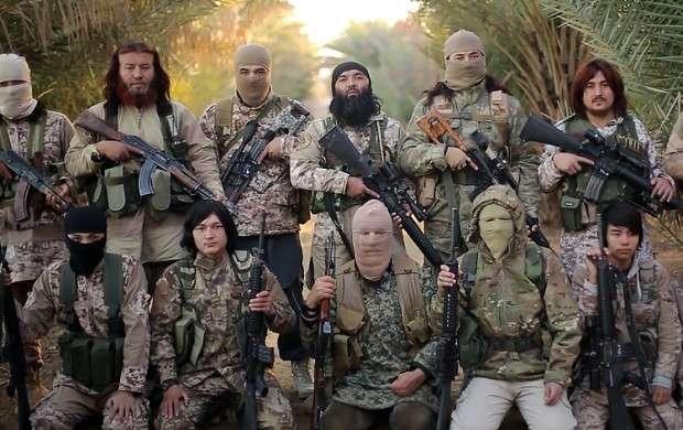 افزایش تحرکات تروریست ها در سوریه