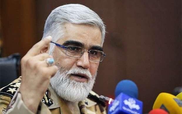 نیروهای مسلح ایران غافلگیر نخواهند شد