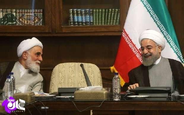 گلایه های ناطق نوری و خاتمی از روحانی/ پروژه فشار به رئیس جمهور/ فرمان عبور از روحانی صادر شد