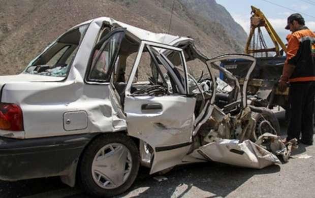 ۱۶ هزار تن در حوادث رانندگی سال ۹۶ جان باختند