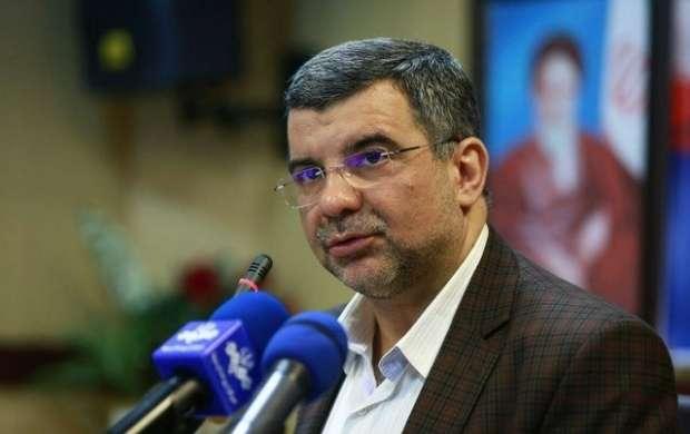 سخنگوی وزارت بهداشت: استعفای وزیر بهداشت صددرصد شایعه است