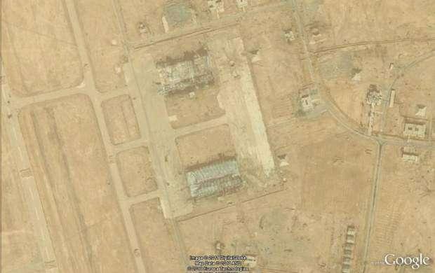 حمله حشدالشعبی به مراکز داعش در سوریه