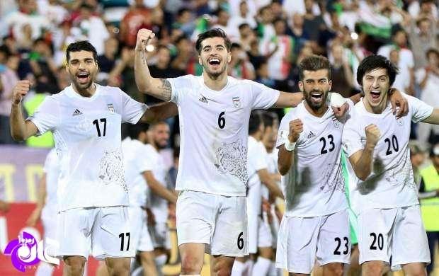 چرا عربستانیها از تیم ملی ایران حمایت کردند؟