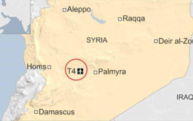 حمله هوایی رژیم صهیونیستی به فرودگاه تی۴