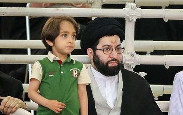 به بهانه حضور سید میثم خامنهای در غذاخوری شاه عبدالعظیم!