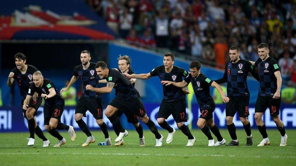 کرواسی حریف فرانسه در فینال شد