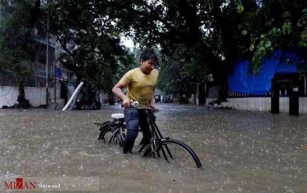 سیل شدید در هند