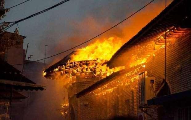 علت آتش سوزی مسجد جامع ساری از زبان دادستان