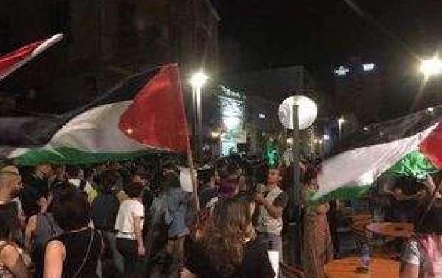 فراخوان تظاهرات در «حیفا» برای همبستگی با غزه