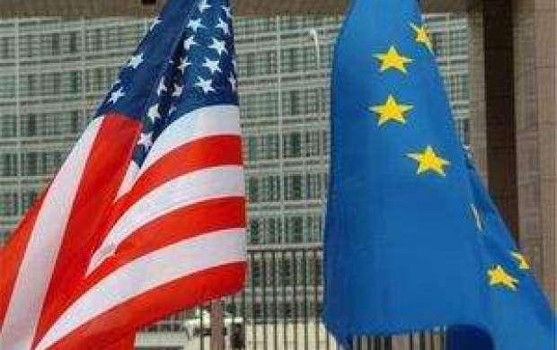 دست رد آمریکا به اروپایی ها برای تجارت با ایران