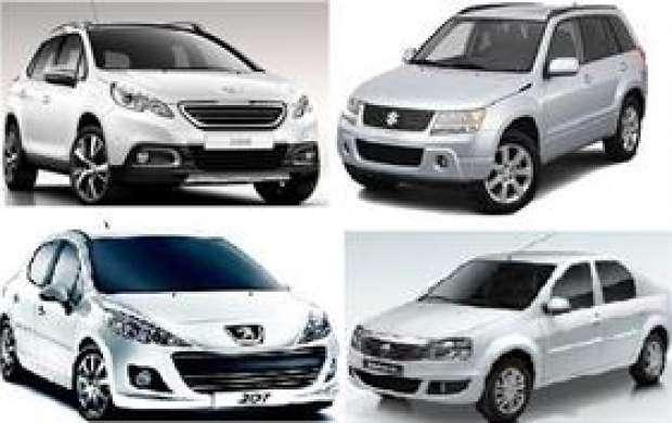 ۶ محصول ايران خودرو ۴ ستاره كيفي دريافت كردند